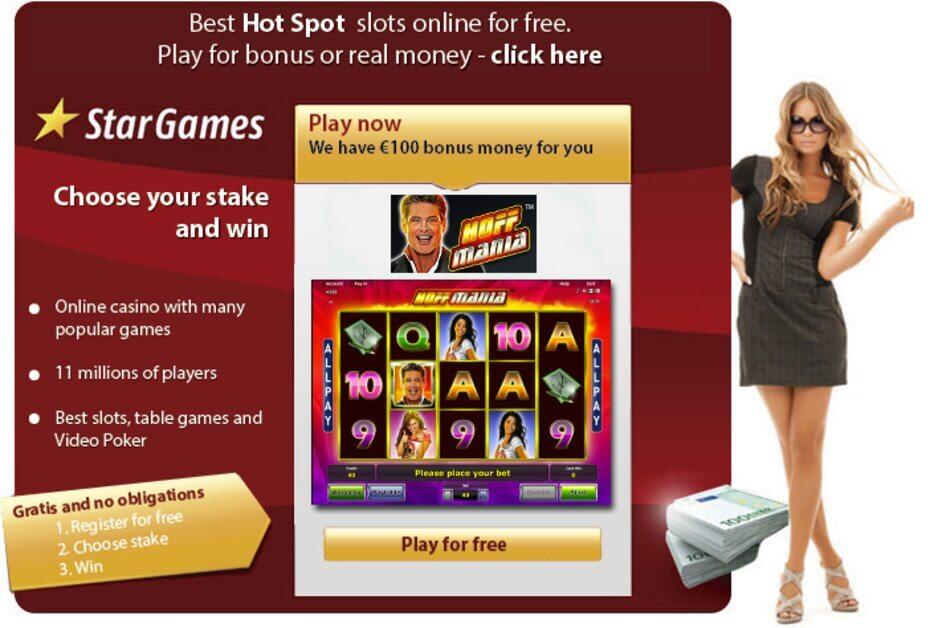 Hoffmania Slot Game Online
