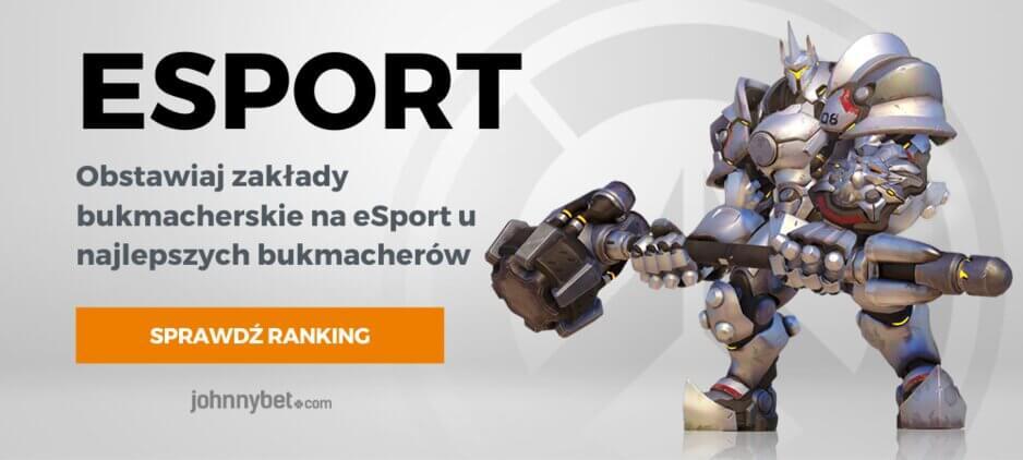Zakłady Bukmacherskie Online eSport