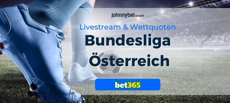 Österreichische Fußball Bundesliga Live Stream online kostenlos