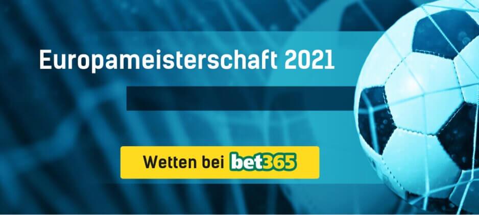 EM 2020 / 2021 Wettquoten