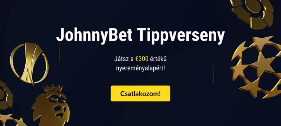 JohnnyBet Tippverseny