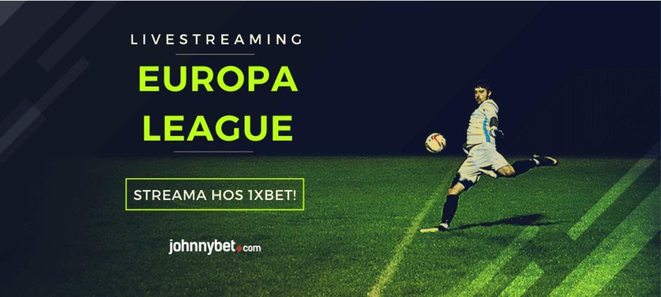 Gratis stream av Europa League