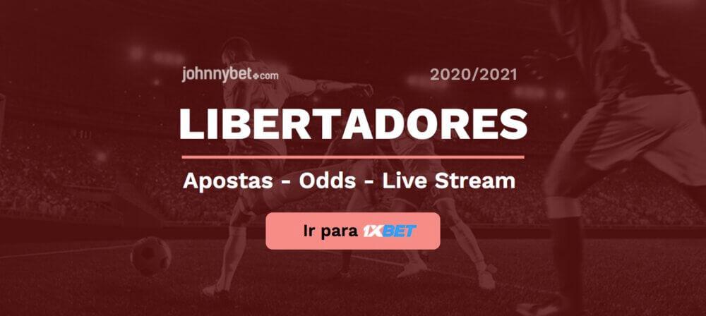 Palpites Copa Libertadores da América