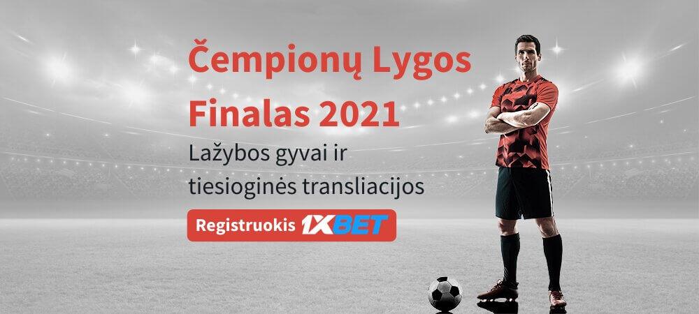 Čempionų Lygos Finalas 2021 Tiesiogiai