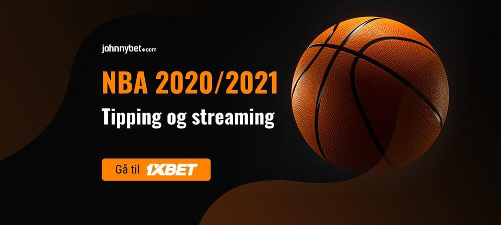NBA 2020/2021 odds