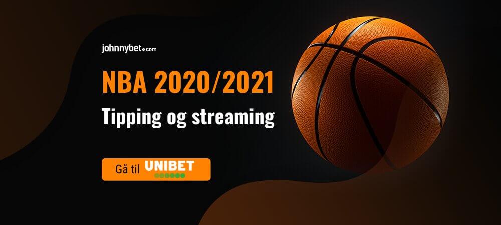 Unibet nba  2020 2021 odds