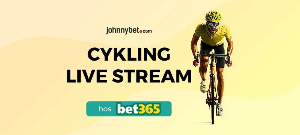Cykling Gratis Live Stream