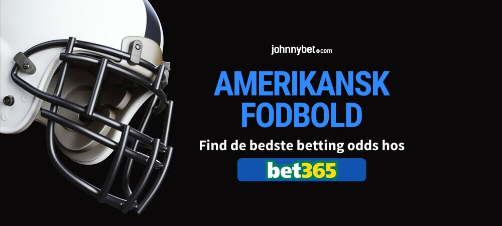 Amerikansk Fodbold Odds