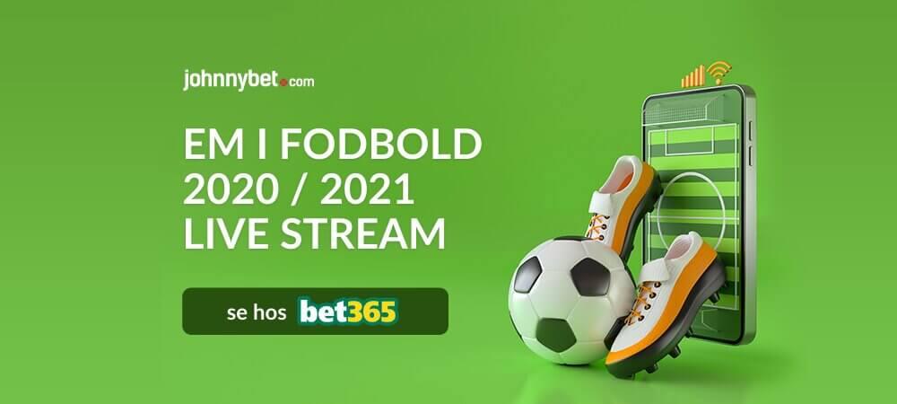 EM i Fodbold 2020 / 2021 Live Stream