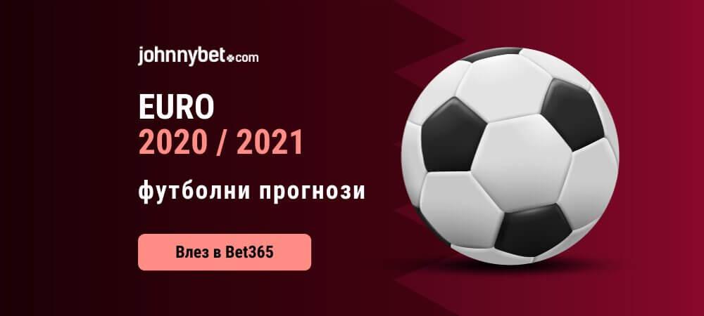 Евро 2020 / 2021 типстър прогнози