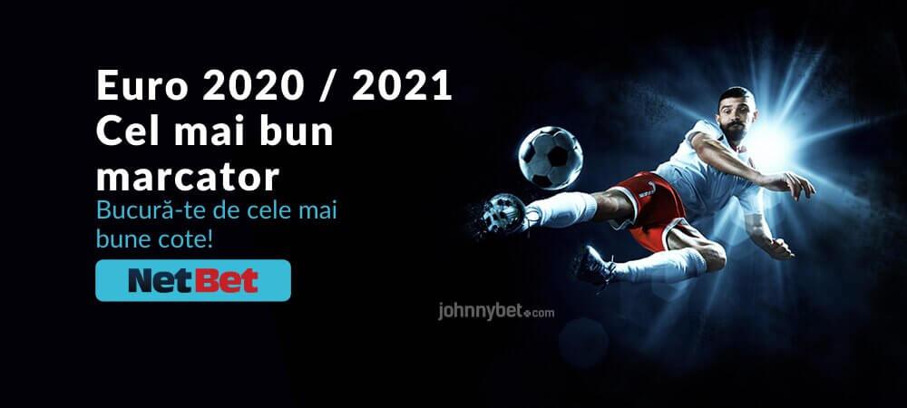 Euro 2020 / 2021 Cote pentru cel mai bun marcator