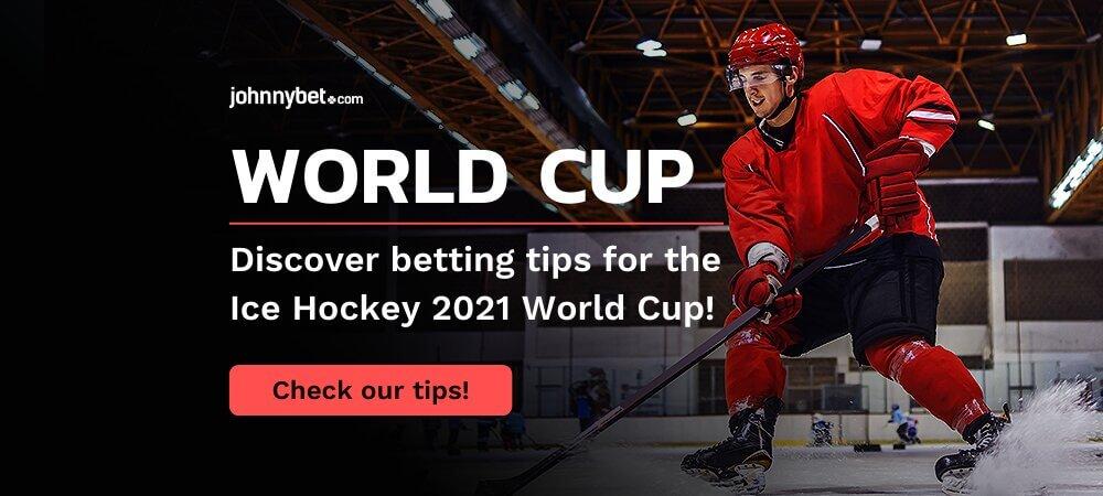 Ice Hockey 2021 World Championship Betting Tips