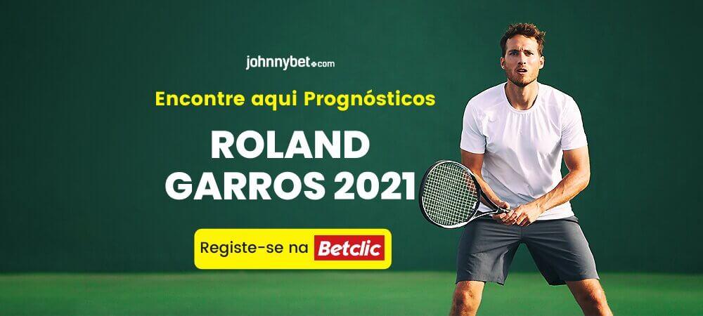 Prognóstico Roland Garros 2021