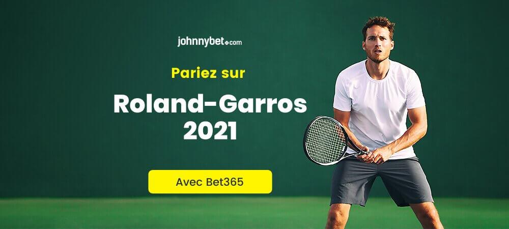 Paris roland garros bet365