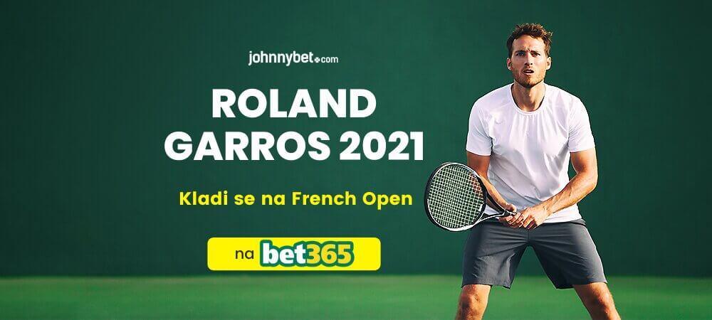 Roland Garros 2021 Kladionica i Prijenos Uživo
