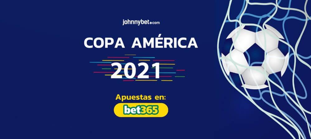 Apuestas Copa América