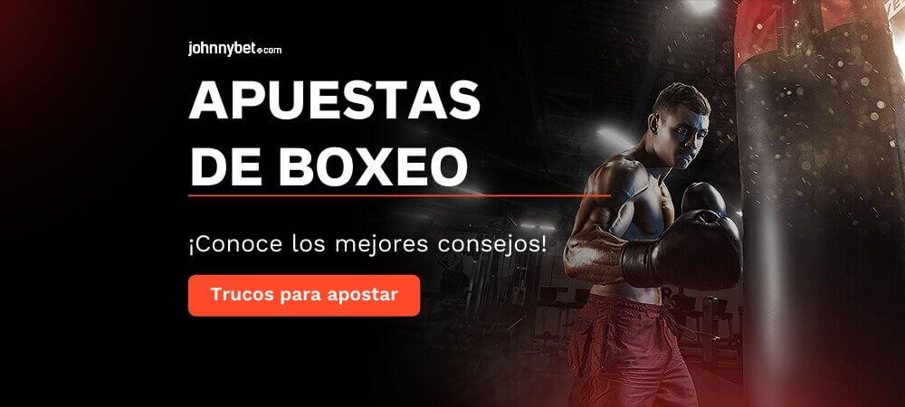 Pronósticos apuestas de Boxeo
