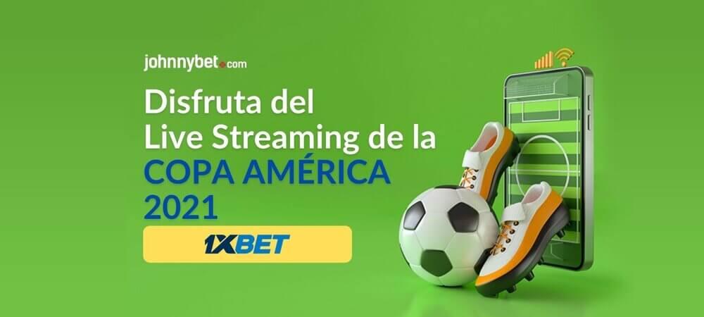 Dónde ver la Copa América 2021 en vivo online