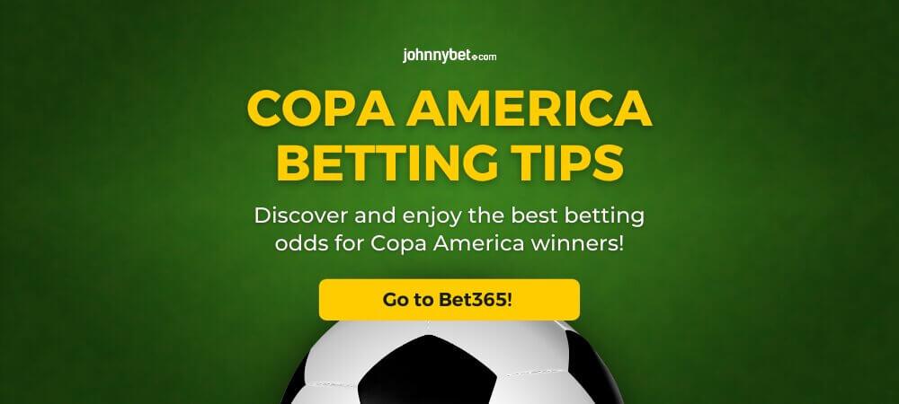 Copa America 2021 Betting Tips