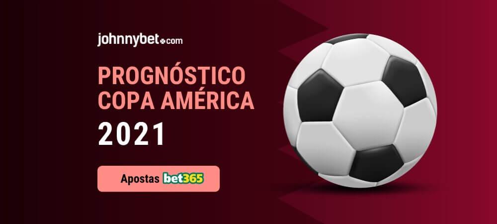 Prognósticos para Apostas Copa América 2021