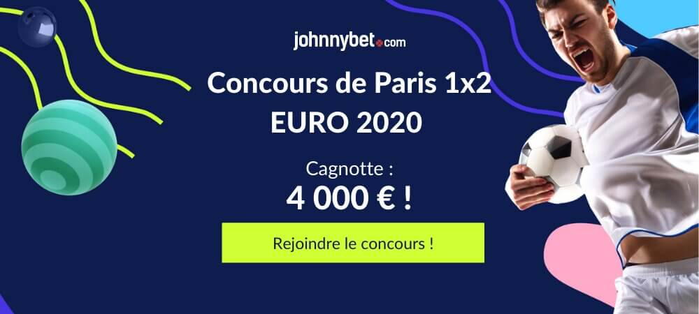 Concours de Paris Euro 2020