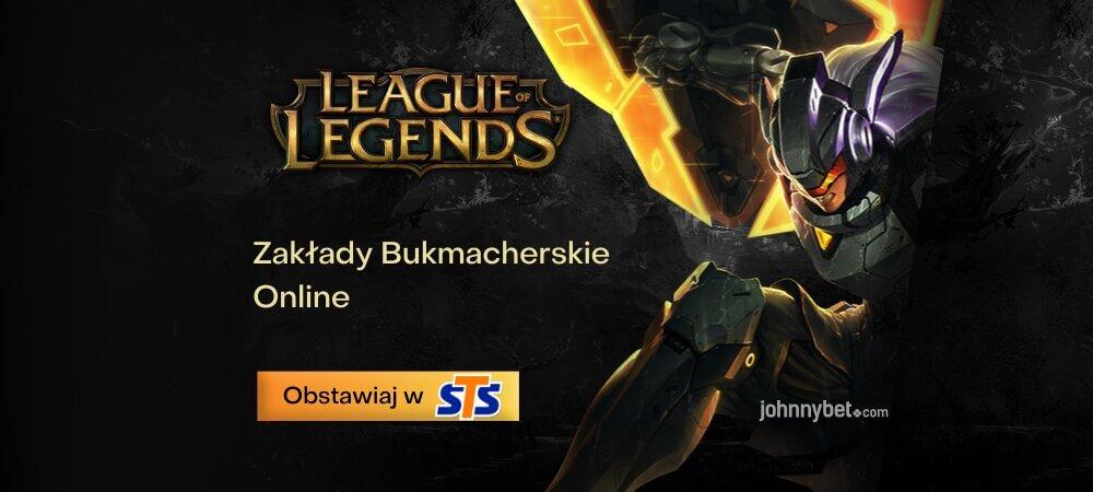 League of Legends Zakłady Bukmacherskie Online
