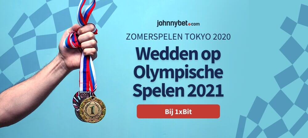 Wedden op de Olympische Spelen 2021