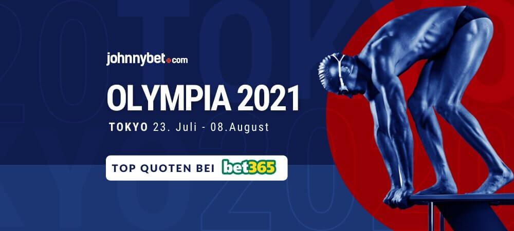 Olympia 2021 Wettquoten