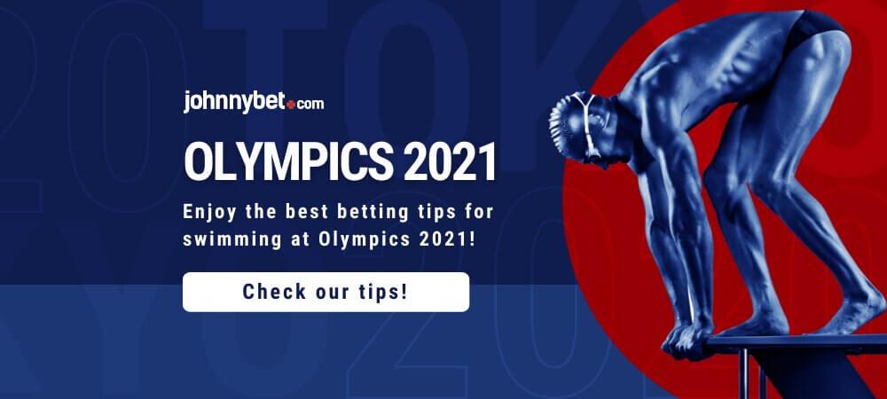 Olympics 2021 Swimming Betting Tips