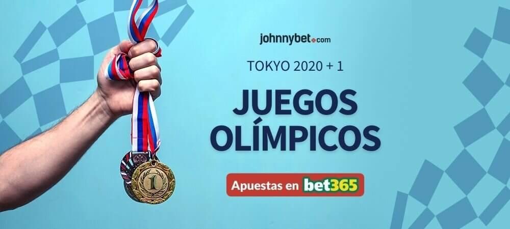 Apuestas Juegos Olímpicos de Tokio 2021
