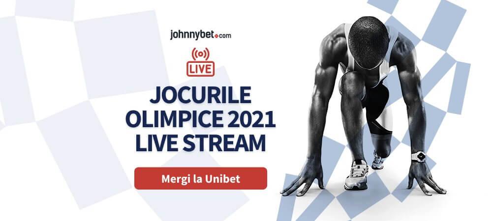 Jocurile Olimpice 2020 Live Stream