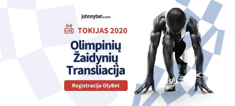 Olimpinės Žaidynės Tiesiogiai