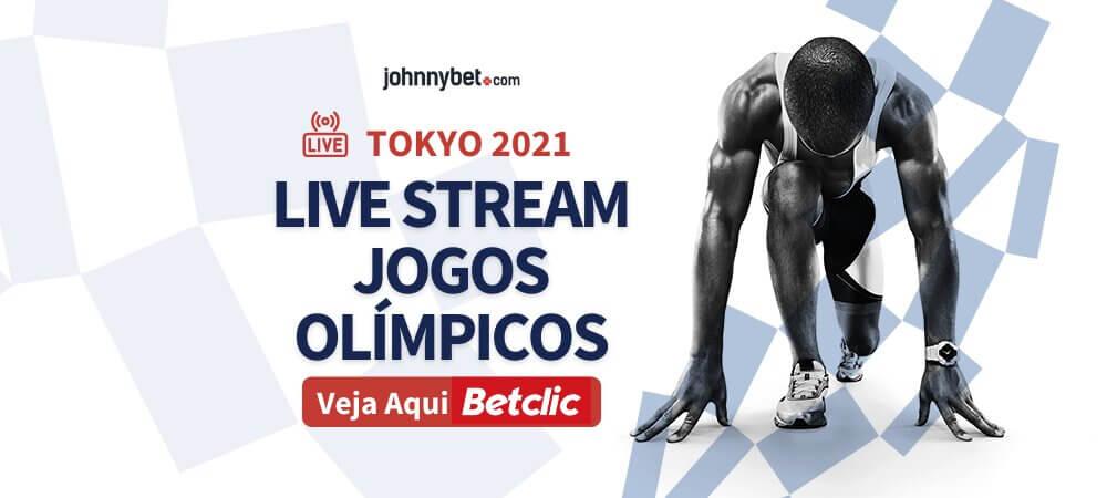 Jogos olimpicos live stream transmissao
