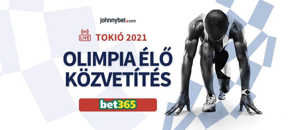 Olimpia élő közvetítés 2021