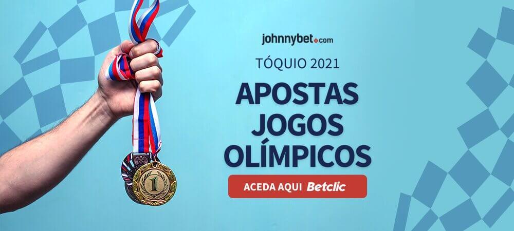 Prognósticos para Apostas Jogos Olímpicos 2021