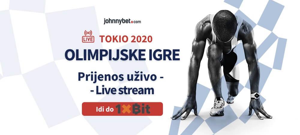 Olimpijske igre 2021 prijenos uživo - live stream