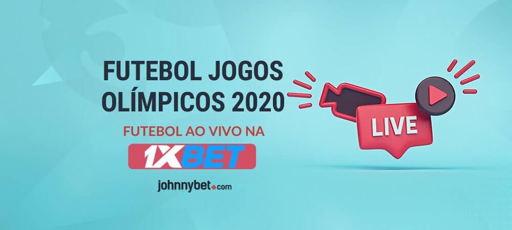 Transmissão Futebol Jogos Olímpicos 2021