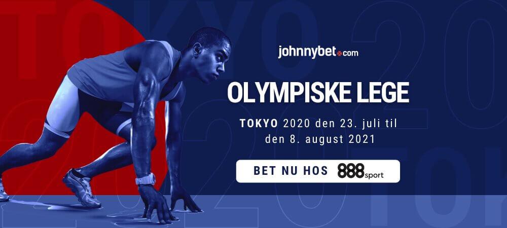 Ol 2021 bedste odds banner 888