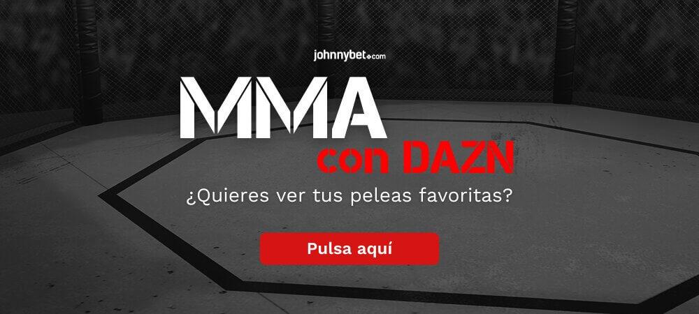 Ver MMA online streaming en directo