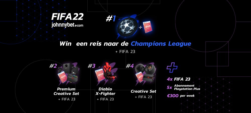 Gratis Online FIFA 22 Toernooi