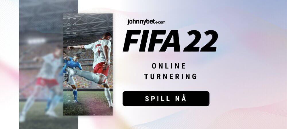 FIFA 22 Online Turnering