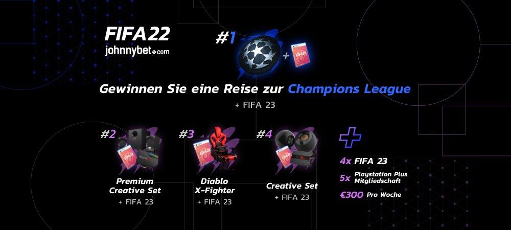 FIFA 22 Online Turnier