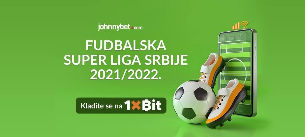 Superliga srbije kladjenje 1xbit