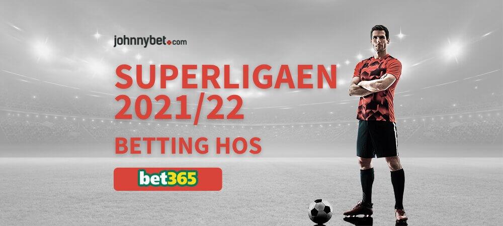 Superligaen 21/22 Betting Odds