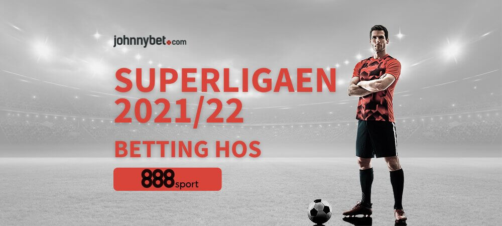 Superligaen 21 22 betting odds 888