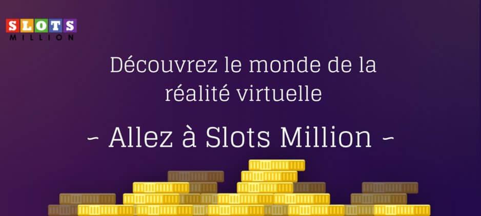 Casinos en Réalité Virtuelle