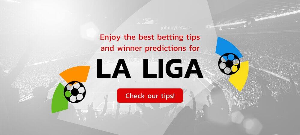 La Liga 2021/2022 Betting Tips