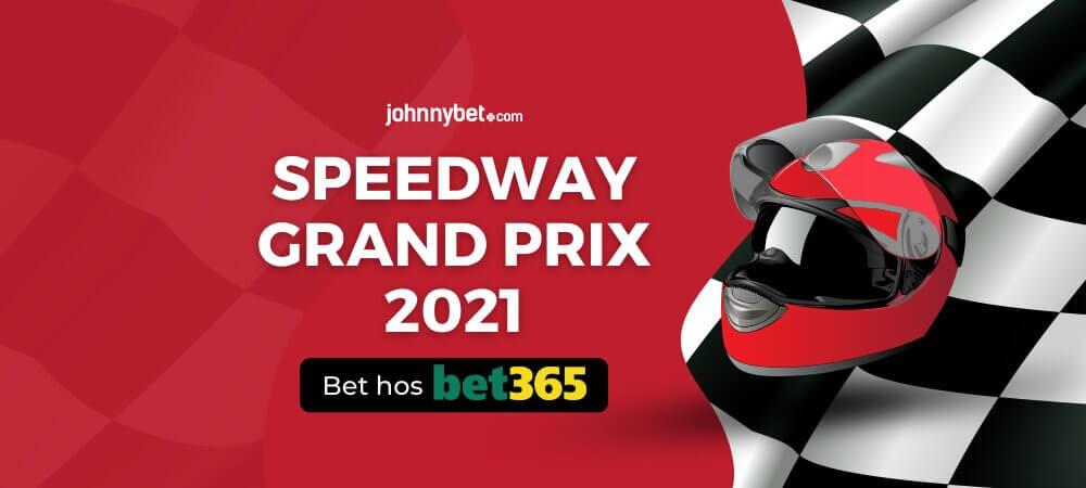 Speedway GP 2021 Spilforslag
