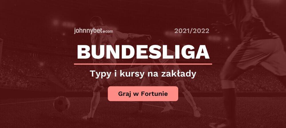 Bundesliga zaklady bukmacherskie online