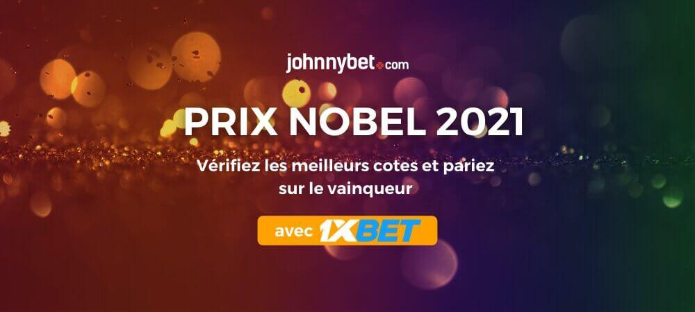 Pronostics Prix Nobel